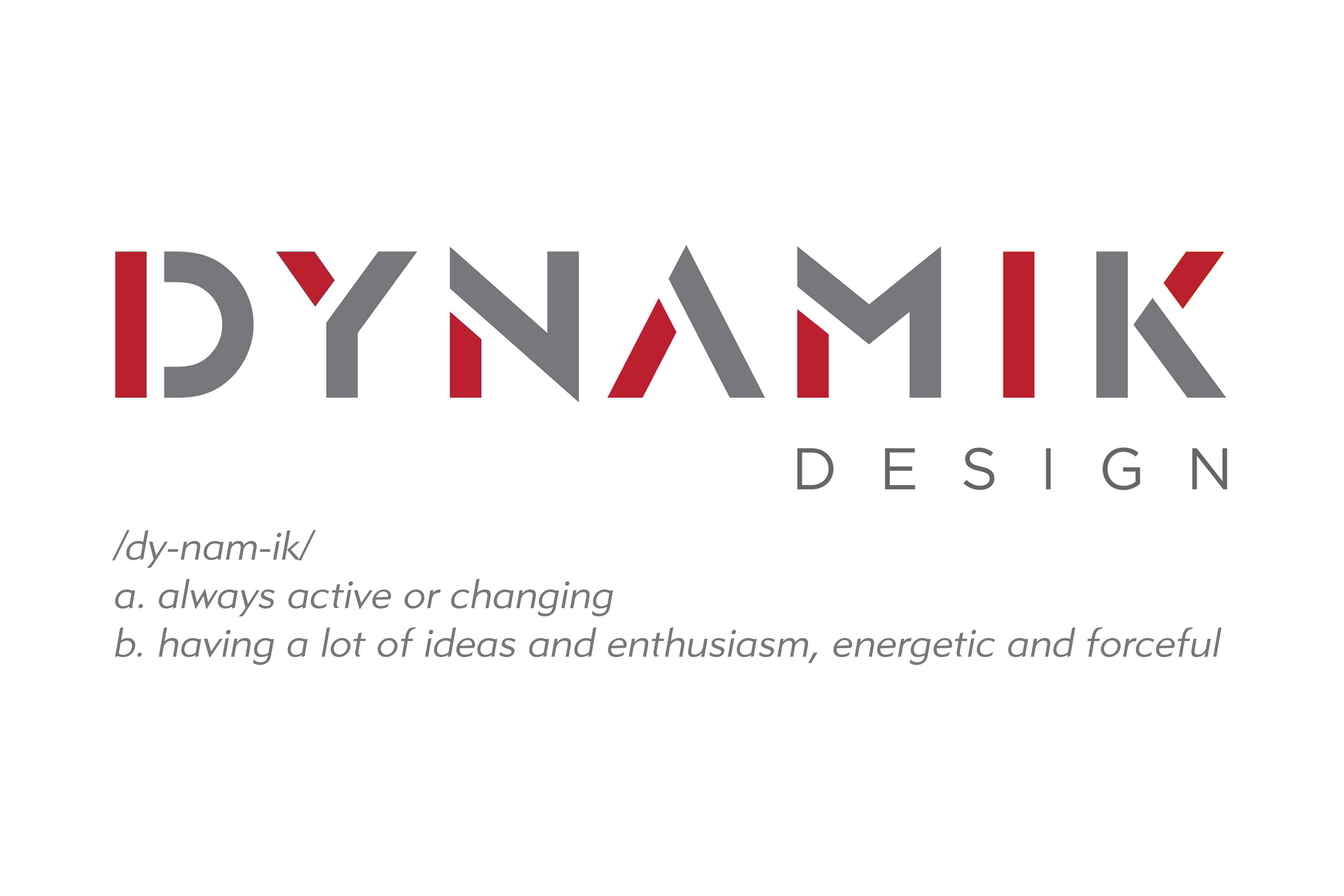 Dynamik Logo for DesktopLG